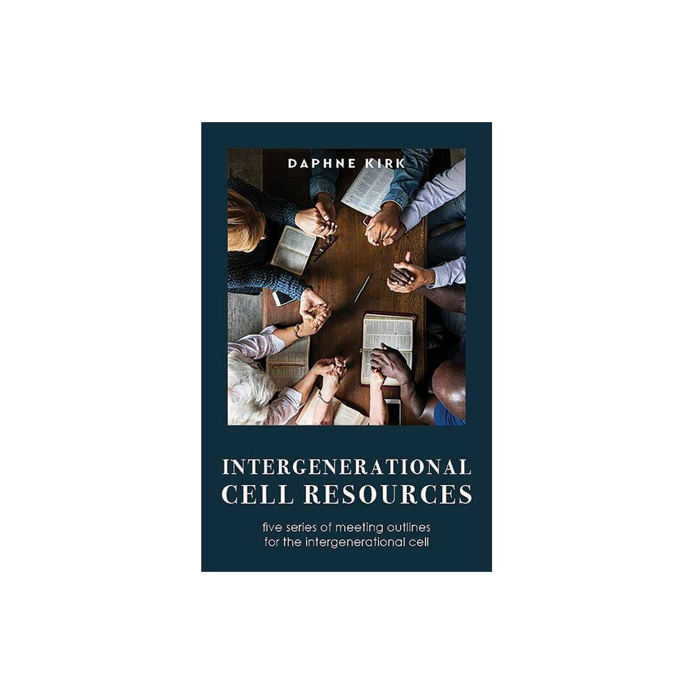 Intergenerational Cell Resources By Daphne Kirk Paperback