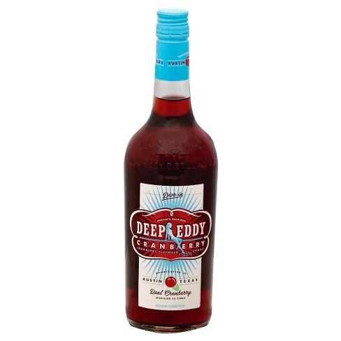 Deep Eddy Cranberry Vodka - 750ml Bottle - image 1 of 1