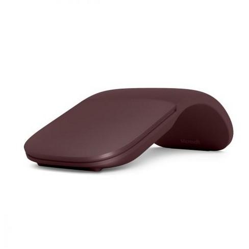 Microsoft  CZV00011 Burgundy  Bluetooth Surface Arc Mouse