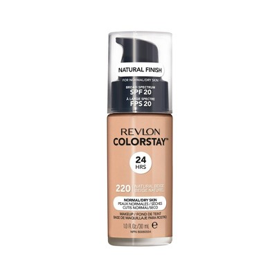 Revlon ColorStay Makeup for Normal/Dry Skin with SPF 20 - 1 fl oz