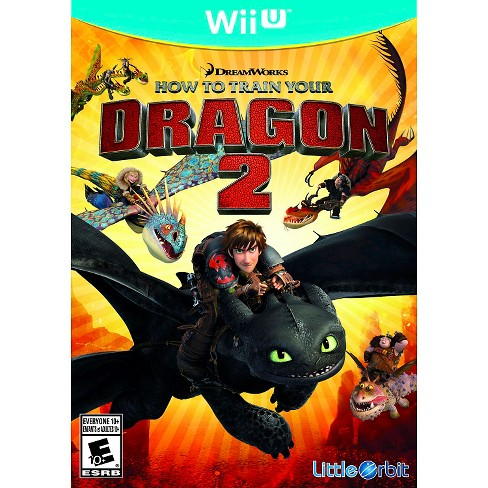 How To Train Your Dragon PRE-OWNED Nintendo Wii U - image 1 of 1