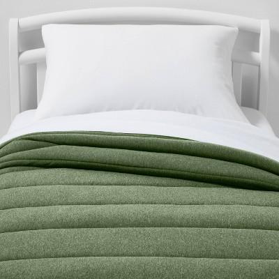 Toddler Channel Jersey Comforter - Pillowfort™