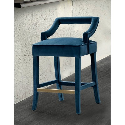 Cassia Counter Height Barstool - Chic Home Design