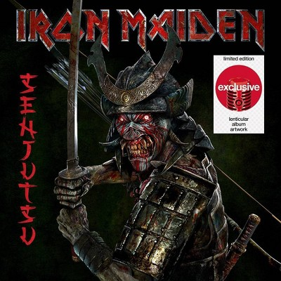Iron Maiden - Senjutsu (Target Exclusive, CD)