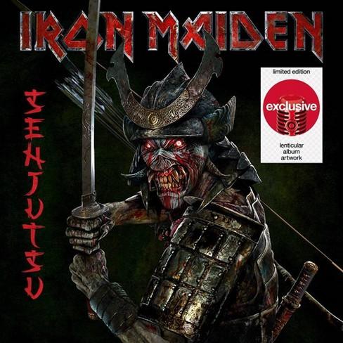 "Iron Maiden - Senjutsu ""2CD & Lenticular 3D cover"" (Target Exclusive, CD) - image 1 of 2"