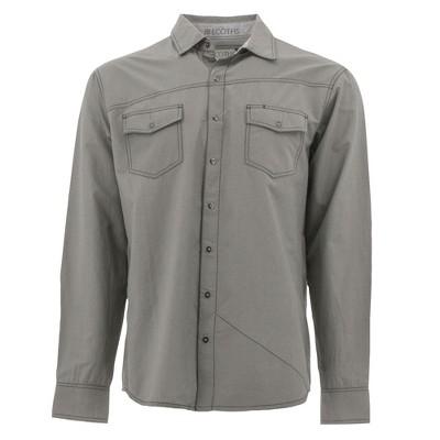 Ecoths  Men's  Jesse Long Sleeve Shirt