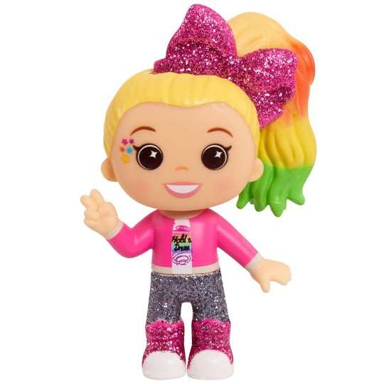 Nickelodeon JoJo Siwa Mystery Collectible Mini Figure image number null