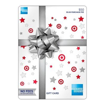 American Express Gift Card - $50 + $5 fee