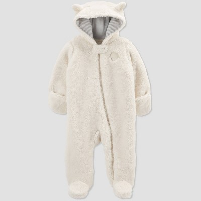 Baby Sheep Pram Jacket - Just One You® made by carter's Off-White