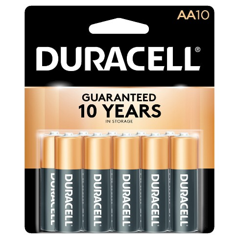 Duracell™  Copper Top AA Batteries - 10ct - image 1 of 1