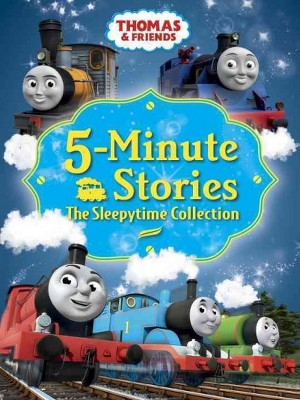 Thomas & Friends 5-minute Stories : The Sleepytime Collection - by Random House (Hardcover)