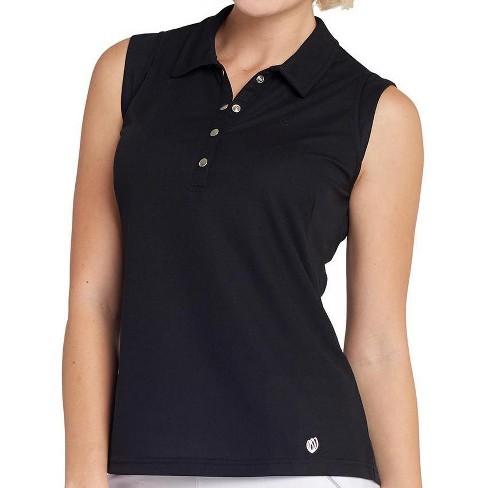 536f09e2 Women's Ggblue Leah Sleeveless Polo : Target