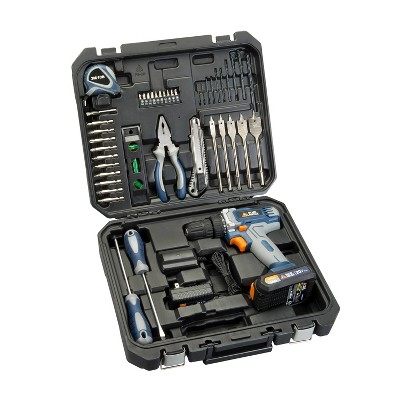 Blue Ridge Tools 46pc 20V MAX Cordless Project Kit