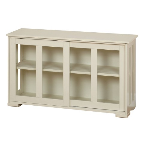 Pacific Stackable Sliding Glass Doors Cabinet - Buylateral - image 1 of 4