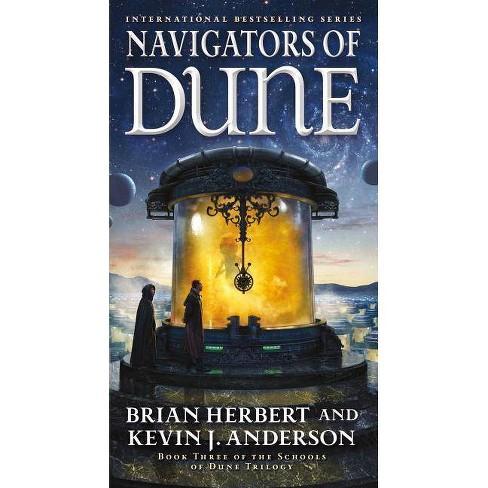 Navigators of Dune - by  Brian Herbert & Kevin J Anderson (Paperback) - image 1 of 1