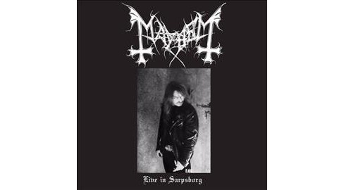 Mayhem - Live In Sarpsborg (Vinyl) - image 1 of 1