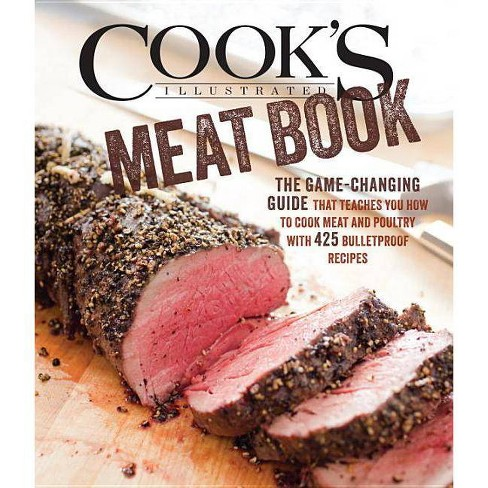 Cook's Illustrated Meat Book - (Hardcover) - image 1 of 1