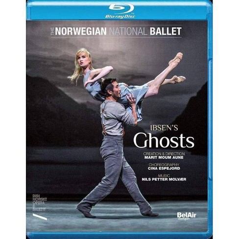 Isben's Ghosts (Blu-ray) - image 1 of 1