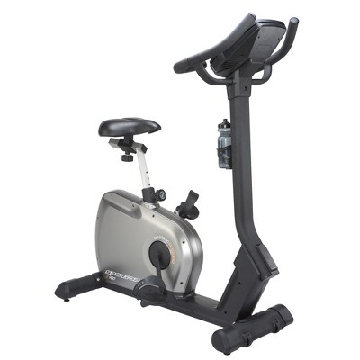 Sportop B900 Indoor Cycling Stationary Exercise Bike Home Fitness Gym Equipment w/ 12 Pre Programmed Workouts, LCD Monitor Screen, and Adjustable Seat