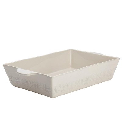 Ayesha Curry Home Collection Stoneware Rectangular Baker