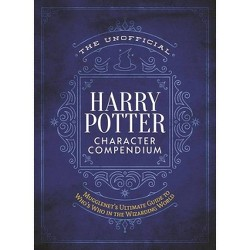 The Unofficial Harry Potter Character Compendium - (Hardcover)