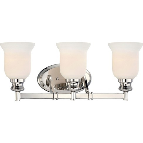 Minka Lavery 3293-613 3 Light Vanity Light from the Audrey's Point Collection - image 1 of 1