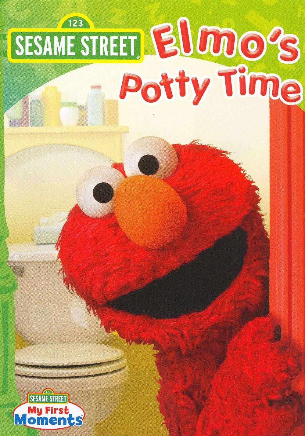 Sony Sesame Street: Elmo's Potty Time (dvd_video)