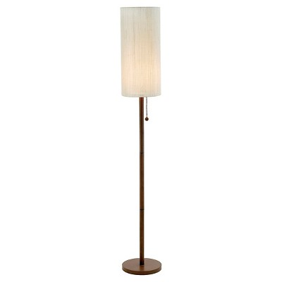 """65"""" Hamptons Collection Floor Lamp Natural - Adesso"""