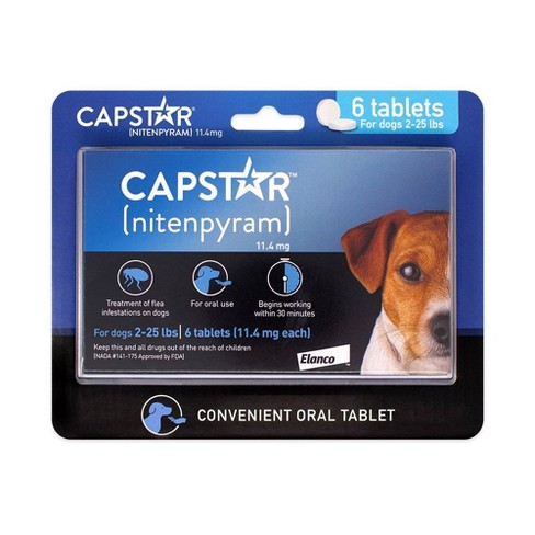 Capstar (Nitenpyram) for Dogs  - image 1 of 4