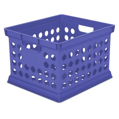 Utility Storage Crate Blue - Room Essentials™