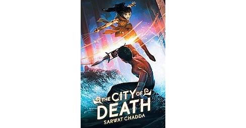 The City of Death (Hardcover) - image 1 of 1