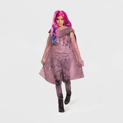Girls' Descendants 2 Audrey Deluxe Halloween Costume M