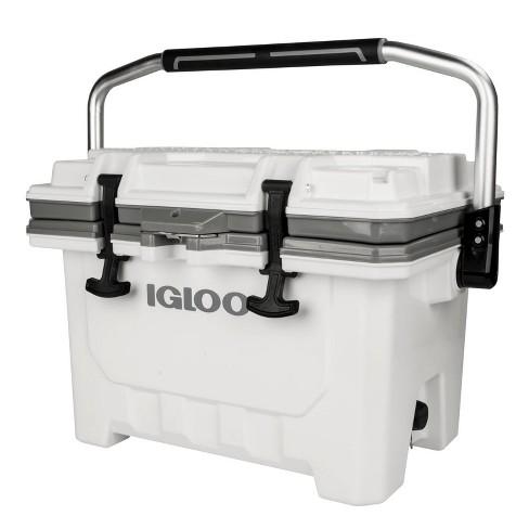 Igloo IMX Hard Sided Portable Cooler - White - image 1 of 4