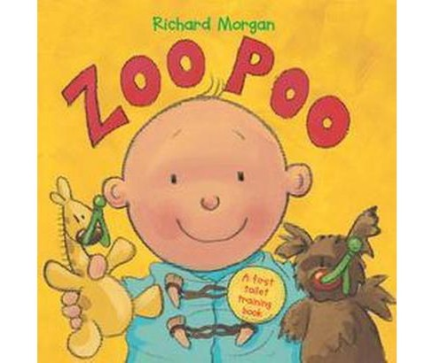 Zoo Poo (Paperback) (Richard Morgan) - image 1 of 1