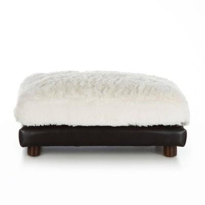 Club Nine Pets Milo Orthopedic Dog Bed - Ivory