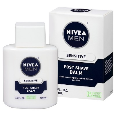 After Shave: Nivea Men Sensitive Post Shave Balm