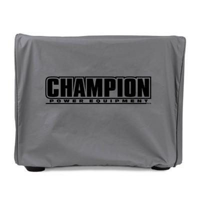 Small Inverter Generator Vinyl Cover - Gray - Champion Power