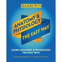 Cliffsnotes Anatomy & Physiology Quick Review, 2ndedition - (Cliffs