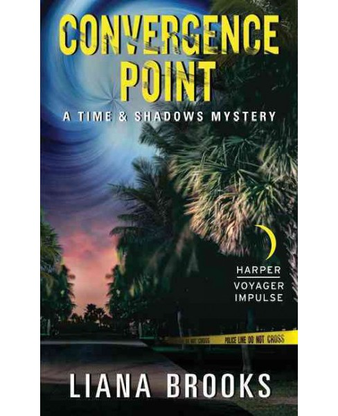 Convergence Point (Paperback) (Liana Brooks) - image 1 of 1