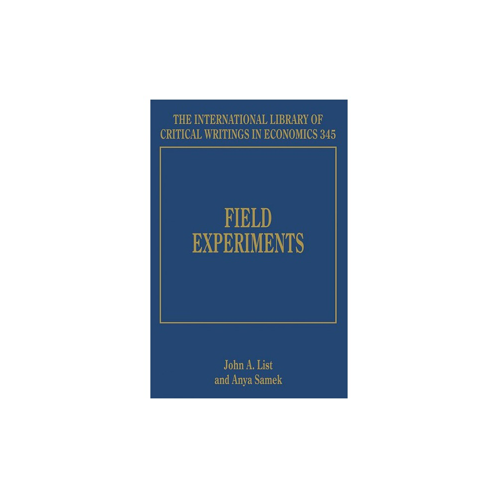 Field Experiments - (Hardcover)