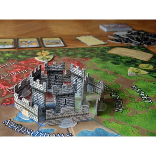 Castle Panic Board Game, Board Games image number null