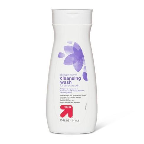 Delicate Blossom Feminine Wash 15oz - Up&Up™ - image 1 of 1