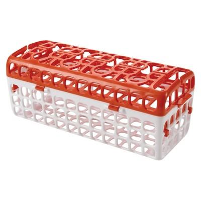 OXO Tot Dishwasher Basket - Orange