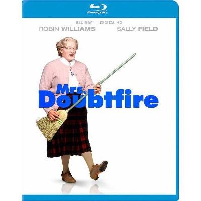 Mrs. Doubtfire (Blu-ray)(2018)