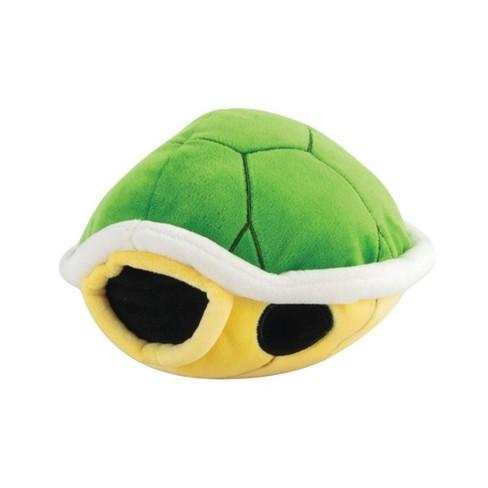 "Club Mocchi Mocchi Nintendo Super Mario Junior 6"" Plush - Green Shell - image 1 of 3"