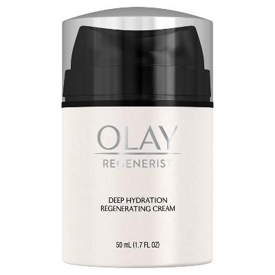 Facial Moisturizer: Olay Regenerist Deep Hydration Regenerating Cream
