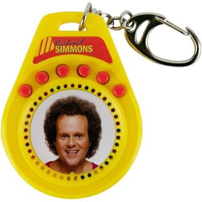 Super Impulse World's Coolest Talking Richard Simmons Keychain