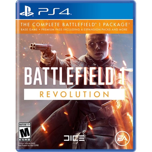 Battlefield 1: Revolution - PlayStation 4 - image 1 of 10