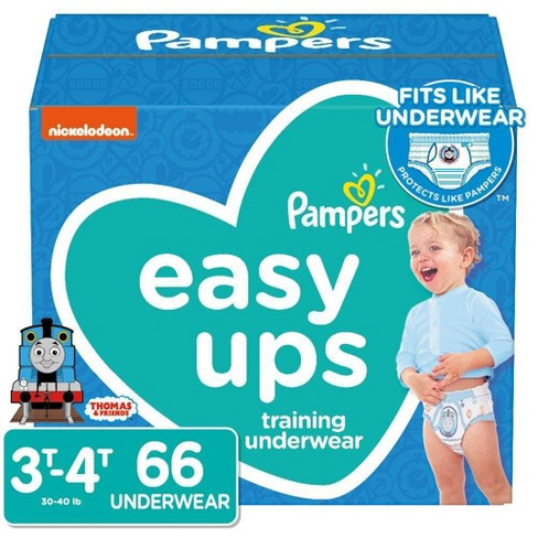 Surprising Pampers Easy Ups Boys Training Pants Super Pack 66Ct Bralicious Painted Fabric Chair Ideas Braliciousco