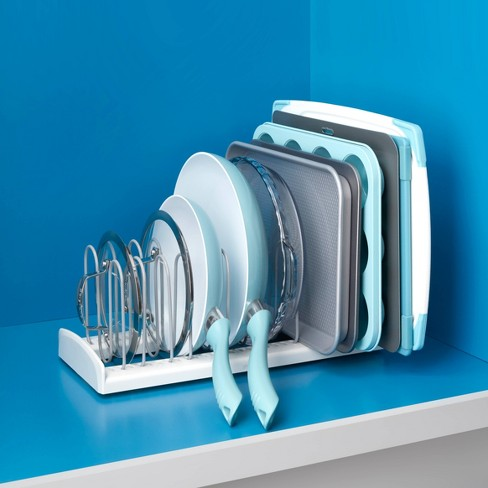 """YouCopia StoreMore 16"""" Pan & Lid Rack - image 1 of 4"""
